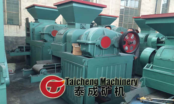 Ball Briquette Machine